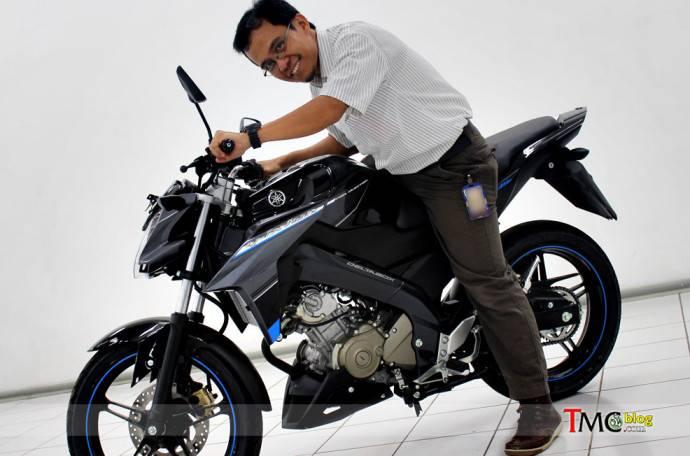 Yamaha new vixion advance resmi dirilis dijual dengan harga rp 24 25 jutaan nambah Advance motor