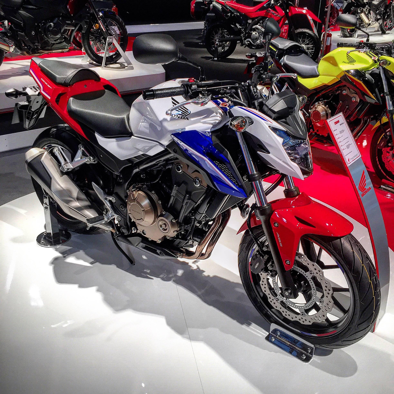 Ternyata Yang Dirilis Adalah Honda CB500F - WARUNGASEP