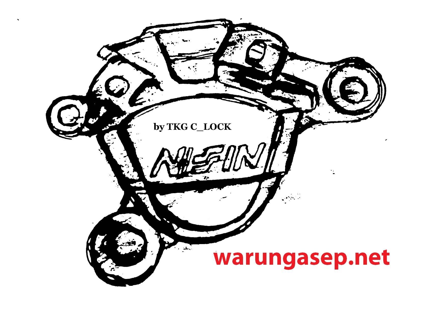 Klop… Kaliper Rem Cakram Honda K64 (CBR250RR) Mirip Versi