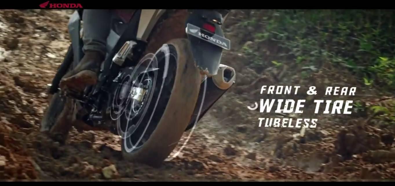 Info Tentang Spesifikasi Honda Supra GTR 150 Ban Gede
