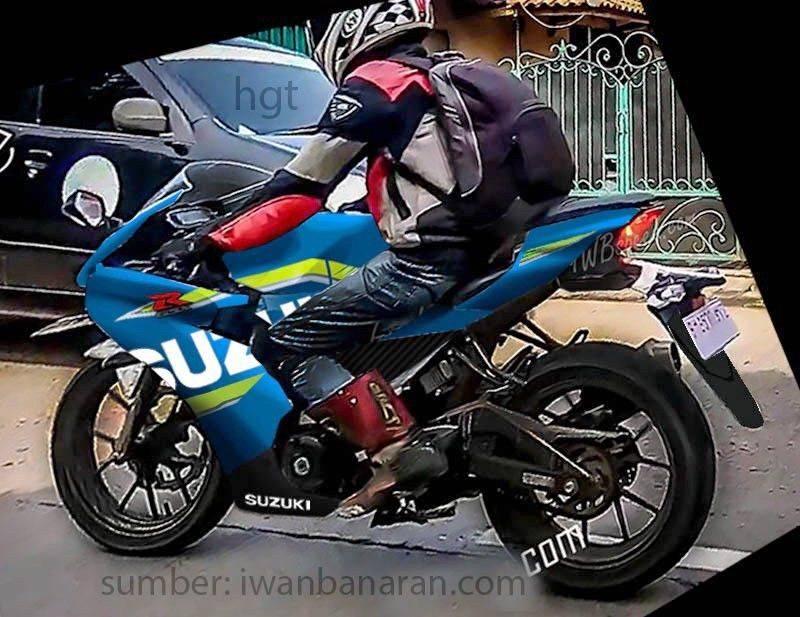 Suzuki Gsx R150 Livery Motogp Warungasep