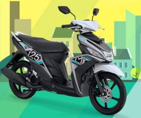 Foto Warna Dan Spesifikasi Yamaha MIO M3 125 2017 Sudah