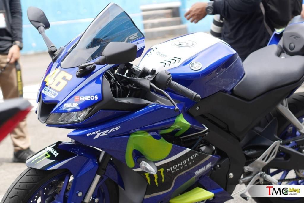 All New Yamaha R15 Movistar 2 Warungasep