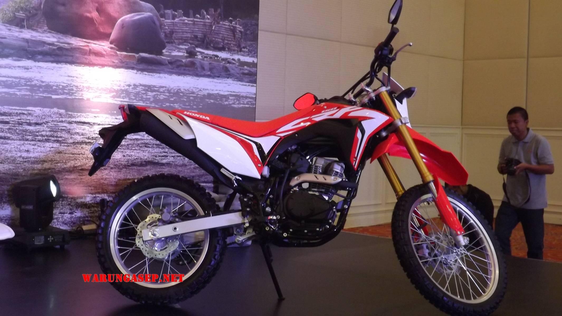 Honda Crf150l 2018 018 Warungasep