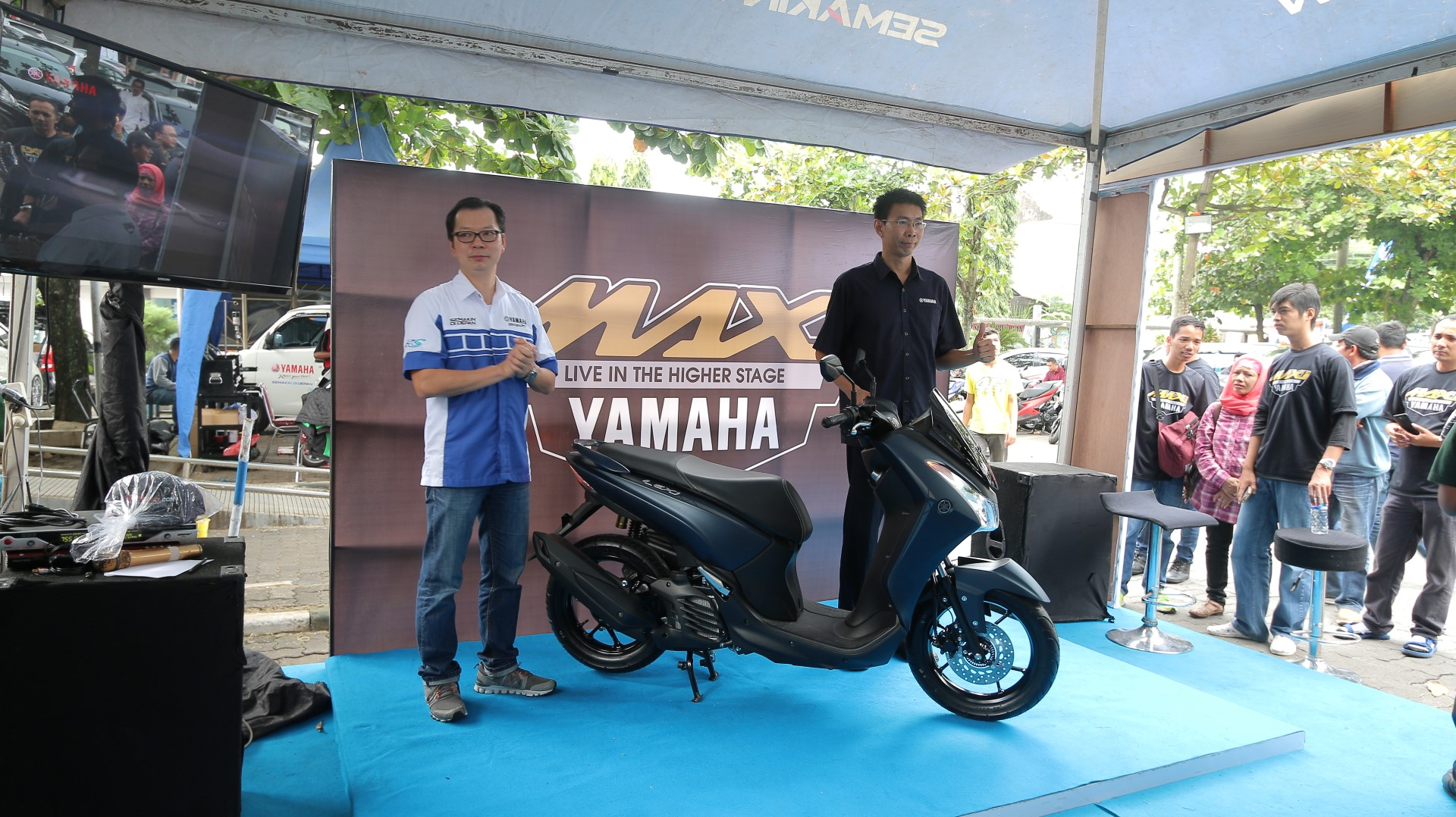 Yamaha motors marketing plan