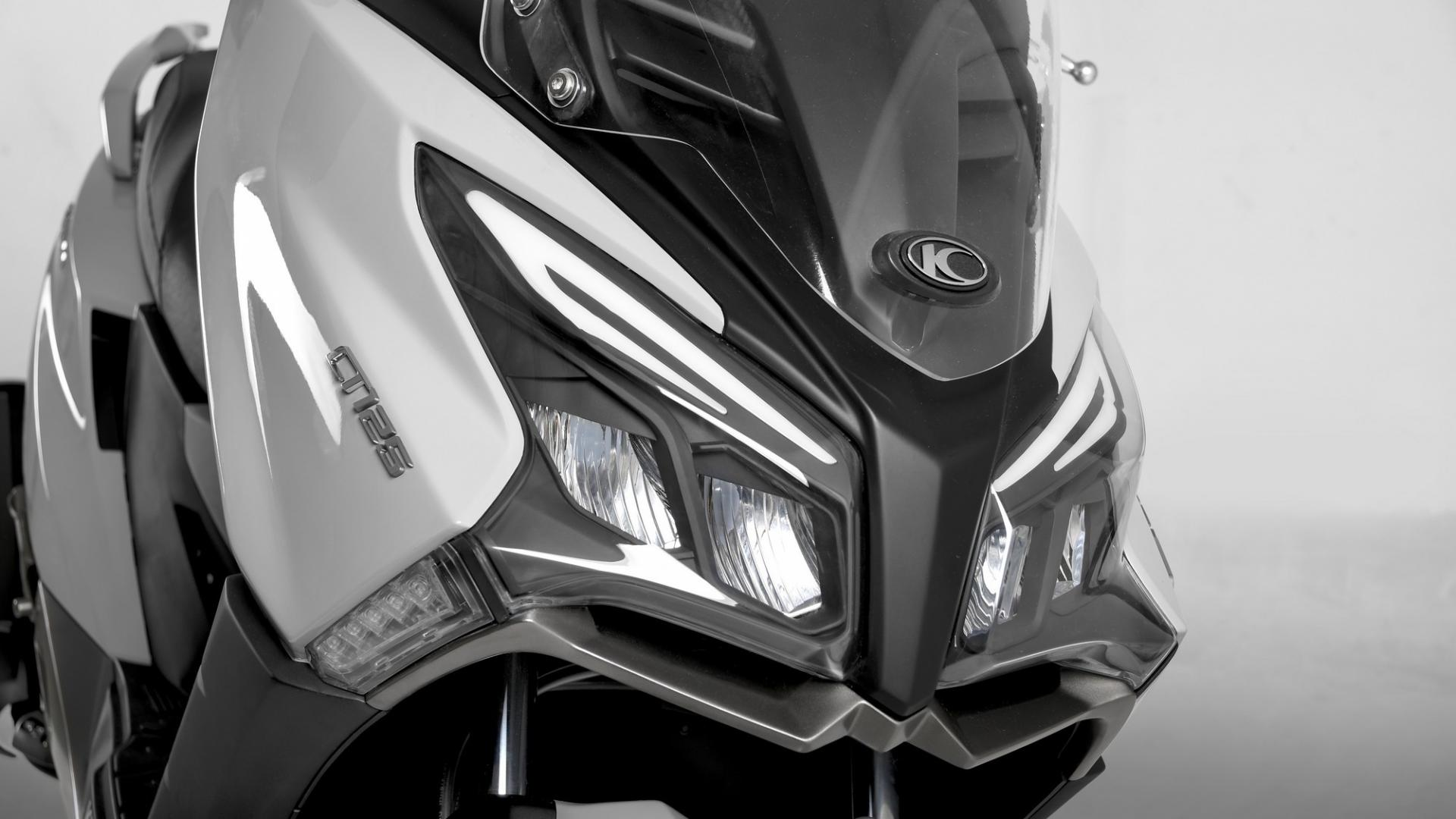Kymco Xciting S400 Facelift 2020 Ketambahan Fitur Traction